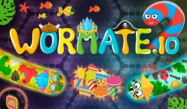 Guideline to play Wormate.io smartly to win the game!